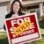 venta · propietario · inmobiliario · signo · casa · casa - foto stock © feverpitch