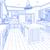 belo · interior · da · cozinha · casa · cozinha - foto stock © feverpitch