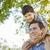 filho · pai · jogar · piggyback · parque · juntos - foto stock © feverpitch
