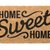 home sweet home welcome mat isolated on white stock photo © feverpitch
