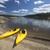 dois · água · saúde · viajar · lago · rio - foto stock © feverpitch