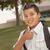 Happy Young Hispanic School Boy with Thumbs Up stock photo © feverpitch