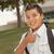 gelukkig · jonge · latino · schooljongen · een - stockfoto © feverpitch