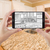 Hands Holding Smart Phone Displaying Drawing of Kitchen Photo Be stock photo © feverpitch