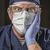 médico · enfermeira · desgaste · estetoscópio · médico · do · sexo · masculino · olho - foto stock © feverpitch
