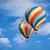 ホット · 空気 · 風船 · 雲 · カラフル · スポーツ - ストックフォト © feverpitch