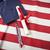 graduation · cap · diplôme · drapeau · américain - photo stock © feverpitch