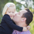 father kissing adorable little girl outdoors stock photo © feverpitch