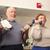 idős · felnőtt · pár · edz · tornaterem · aktív - stock fotó © feverpitch
