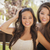 aantrekkelijk · halfbloed · vriendinnen · glimlach · buitenshuis · twee - stockfoto © feverpitch
