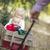 baby · broer · zus · kerstboom · geschenken - stockfoto © feverpitch