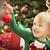 fiatal · srác · élvezi · karácsony · reggel · fa · aranyos - stock fotó © feverpitch