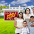 hispanic family in front of sold real estate sign house stock photo © feverpitch