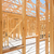 Wood Home Framing Abstract At Construction Site. stock photo © feverpitch