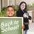 jongen · terug · naar · school · krijt · boord · leraar - stockfoto © feverpitch