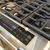 new modern natural gas range stove stock photo © feverpitch