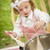 Adorable Little Girl Playing Chef Cooking stock photo © feverpitch