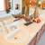 beautifully decorated new modern home bathroom sink faucet and stock photo © feverpitch