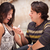 ヒスパニック · 男 · 愛 · 婚約指輪 · 女性 · カップル - ストックフォト © feverpitch