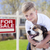 młody · chłopak · szczęśliwy · psa · domu - zdjęcia stock © feverpitch