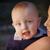 elragadtatott · anya · fiú · kint · park · egyéves - stock fotó © feverpitch