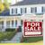 home · verkoop · teken · onroerend · mooie - stockfoto © feverpitch