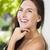 çekici · kız · portre · açık · havada · kadın - stok fotoğraf © feverpitch