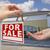 ключами · бизнеса · служба · продажи · знак · двери - Сток-фото © feverpitch