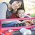 китайский · матери · ребенка · сын - Сток-фото © feverpitch