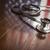 стетоскоп · американский · флаг · избирательный · подход · врач · здоровья · медицина - Сток-фото © feverpitch
