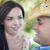 романтические · пару · ковбойской · шляпе · парка - Сток-фото © feverpitch