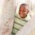 fiatal · afroamerikai · fiú · játszik · park · jóképű - stock fotó © feverpitch