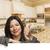 latino · vrouw · gewoonte · keuken · interieur - stockfoto © feverpitch