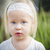 adorable little girl portrait outside stock photo © feverpitch