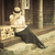 1920 · meisje · koffers · veranda · vintage · effect - stockfoto © feverpitch