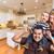 ヒスパニック · カップル · カスタム · キッチンのインテリア · 優しい - ストックフォト © feverpitch
