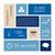 vecteur · infographie · modèle · propre · bleu · couleur - photo stock © filip_dokladal