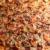 fresco · quente · pizza · tabela · fundo · folhas - foto stock © fiphoto