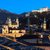 Salzburg skyline after sunset, Austria stock photo © fisfra