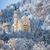 城 · 冬 · 雪 · 山 · 旅行 · 石 - ストックフォト © fisfra