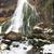водопад · гор · Корсика · снега · долины · дерево - Сток-фото © fisfra