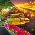 Ships at Saigon Flower Market at Tet, Vietnam stock photo © fisfra