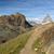 trail at riffelhorn with matterhorn zermatt alps switzerland stock photo © fisfra