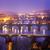 vltava moldau river at prague with charles bridge at dusk cze stock photo © fisfra