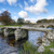deux · ponts · anciens · pont · Dart · rivière - photo stock © flotsom