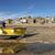 vissen · boten · zandstrand · zand · strand · hemel - stockfoto © flotsom