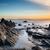 strand · zonsopgang · rock · water · zon · zonsondergang - stockfoto © flotsom