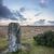 antigo · pedras · 17 · em · pé · pedra · céu - foto stock © flotsom