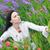 golfe · flores · roxo · tulipas · páscoa - foto stock © fogen
