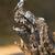 reus · ijsvogel · mannelijke · koper · kastanje · borst - stockfoto © forgiss